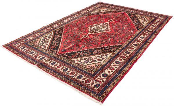Hamdan Rood 215x311 cm 10087 A434