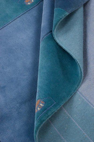 Handgeknoopt Nepal tapijt 8267 A355