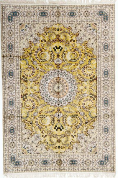 Hereke Zijde tapijt 187x278 cm 7635 A4317