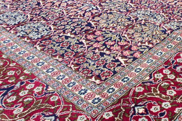 Hereke wol tapijt Blauw 179x272 cm 5981 A4311