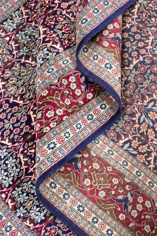 Hereke wol tapijt Blauw 179x272 cm 5981 A4312