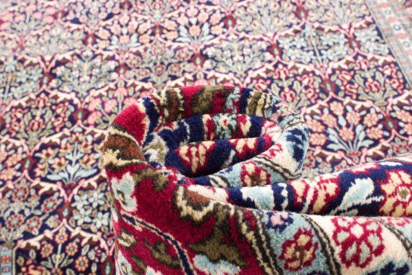 Hereke wol tapijt Blauw 179x272 cm 5981 A4313