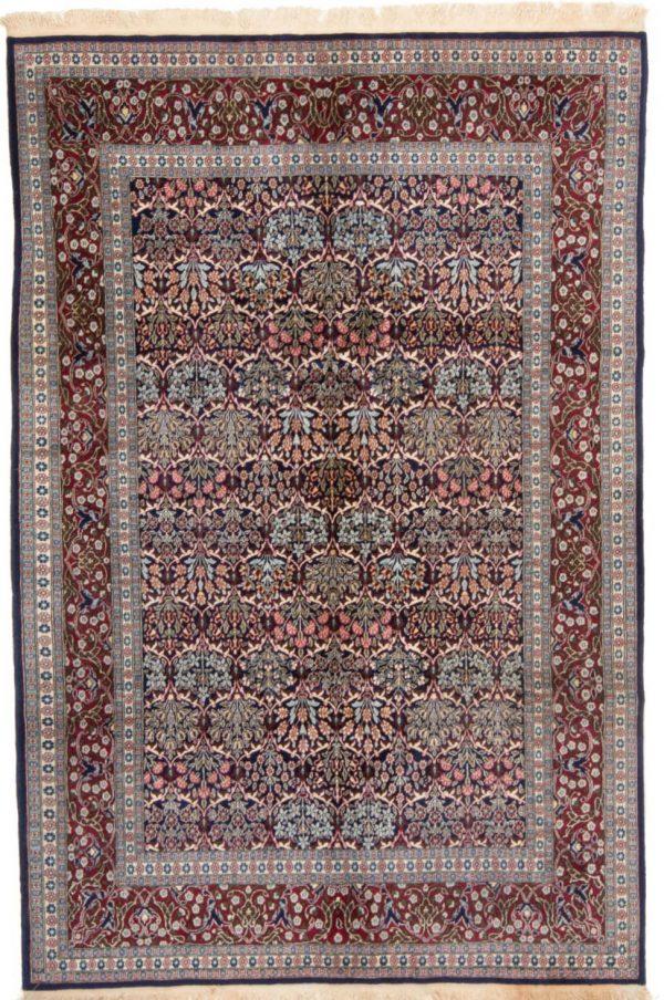 Hereke wol tapijt Blauw 179x272 cm 5981 A4314