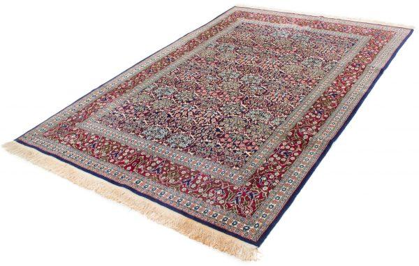 Hereke wol tapijt Blauw 179x272 cm 5981 A433