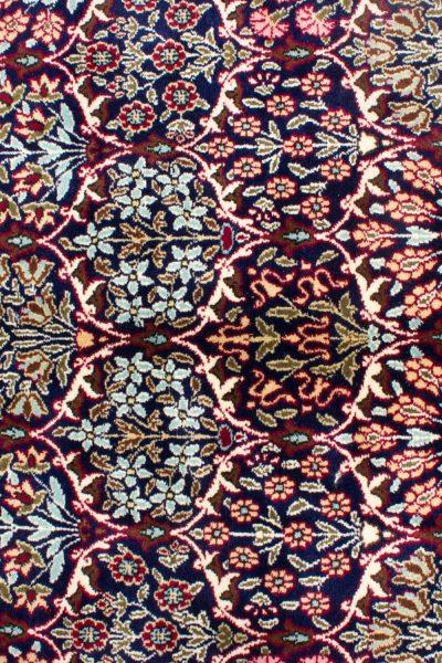 Hereke wol tapijt Blauw 179x272 cm 5981 A435