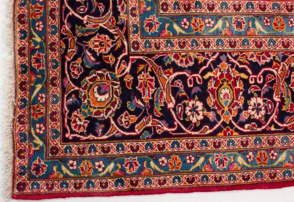 Kashan Rood 304x398 cm 10058 B2510