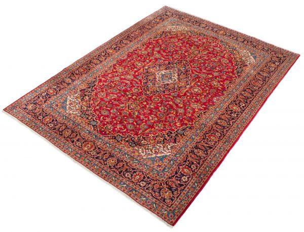 Kashan Rood 304x398 cm 10058 B254