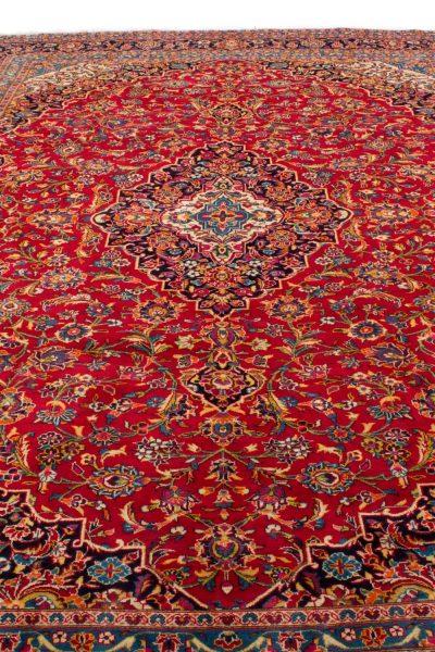 Kashan Rood 304x398 cm 10058 B255