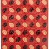 Nepal tapijt Royal rood zwart 208x300 cm 10089 A4312