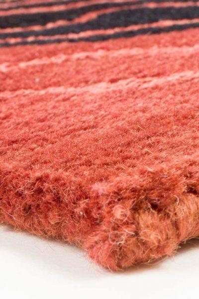 Nepal tapijt Royal rood zwart 208x300 cm 10089 A439