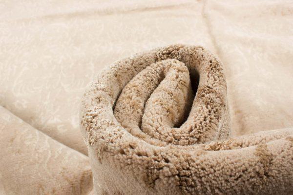 Nepal tapijt wol en zijde 202x296 cm 10081 A4311