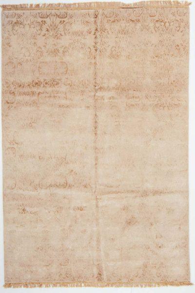 Nepal tapijt wol en zijde 202x296 cm 10081 A4312