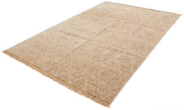 Nepal tapijt wol en zijde 202x296 cm 10081 A434