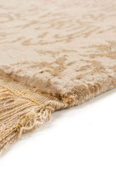 Nepal tapijt wol en zijde 202x296 cm 10081 A438