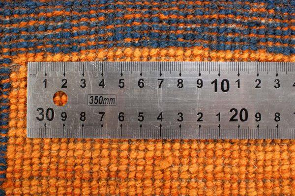 Perzisch Gabbeh Blauw Oranje 176x276 cm 10084 A4315