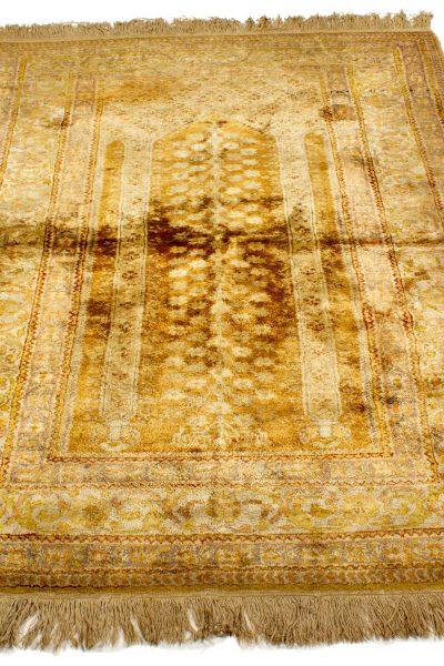 Perzisch tapijt 10267 zijde handgeknoopt 2