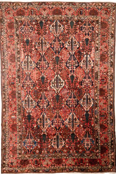 Perzisch tapijt Bakhtiar 348x452 7683 A441 copy