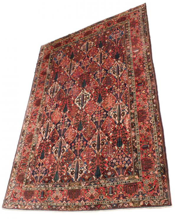 Perzisch tapijt Bakhtiar 348x452 7683 A442