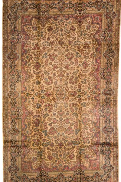 Perzisch tapijt Kerman Lavar 295x495 cm 7616 A4421