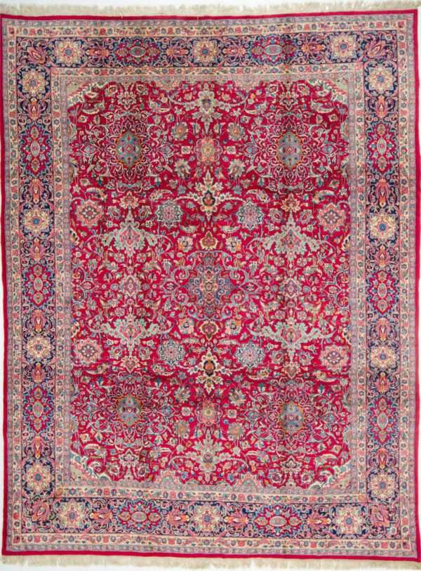 Perzisch tapijt Sarough 300x393 cm 5846 A2516