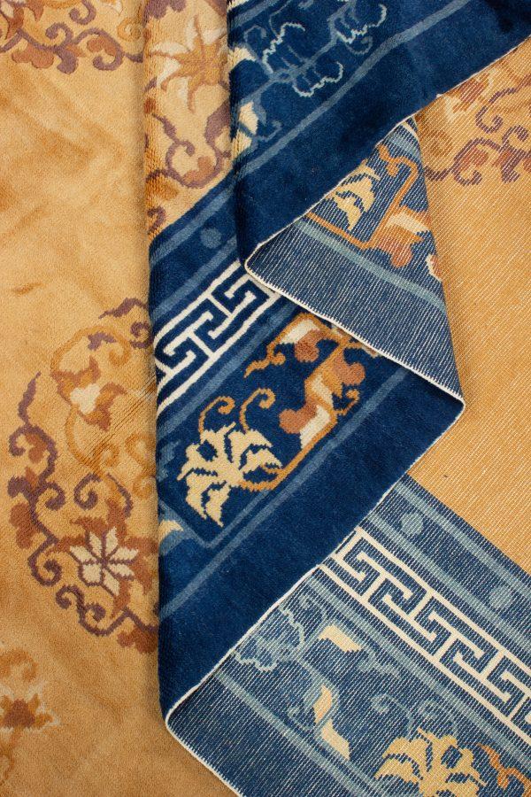 Semi Antiek Chinese Peking tapijt 280x370 c16