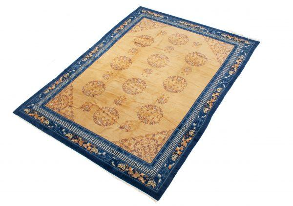 Semi Antiek Chinese Peking tapijt 280x370 c2