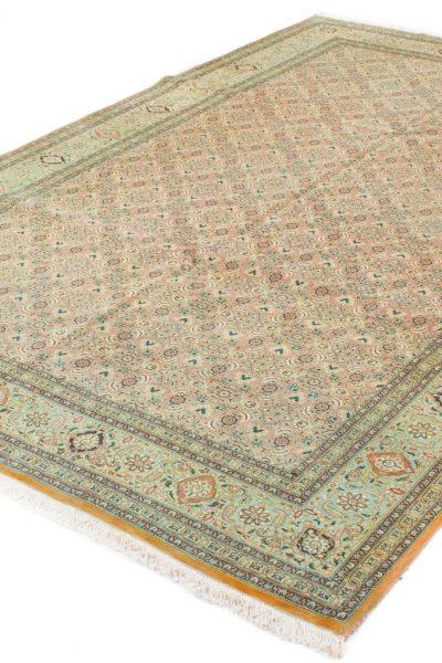 Tabriz Mahi Oranje groen 60 Raj 193x303 cm 7107 A433