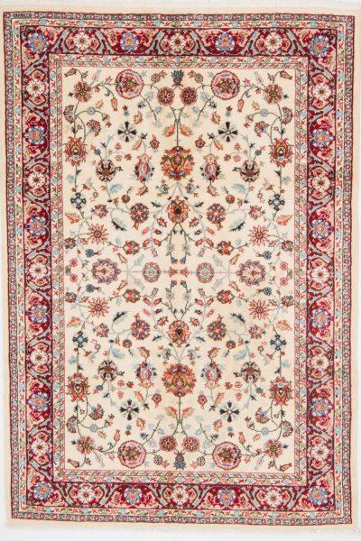 Turkse Isparta tapijt 200x296 7120 A4419