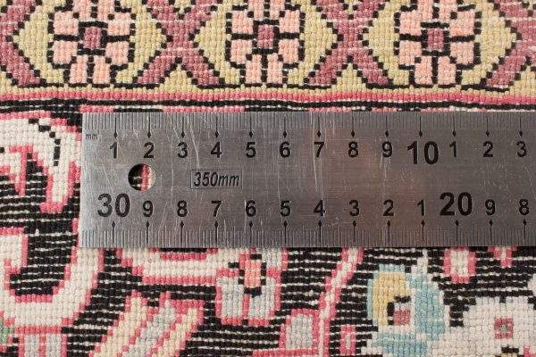 Zijde tapijt Ghoum Pakistan 185x295 cm 5993 A431