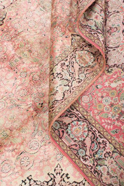 Zijde tapijt Ghoum Pakistan 185x295 cm 5993 A4315