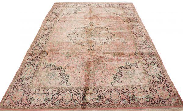 Zijde tapijt Ghoum Pakistan 185x295 cm 5993 A435