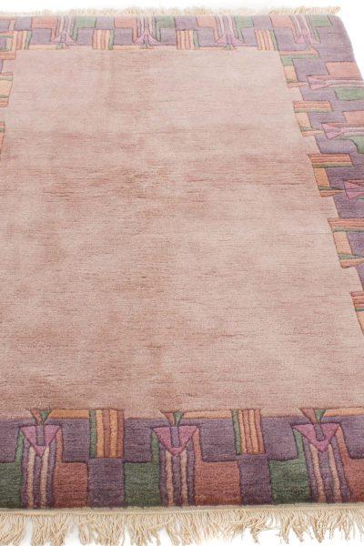 handgeknoopt Nepal tapijt 8265 115x167 cm2