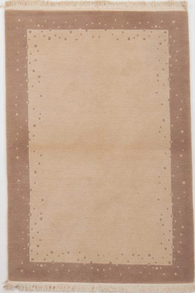 handgeknoopt Nepal tapijt wol 120x180 cm1