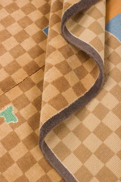 handgeknoopt tapijt Nepal 8569 A3518