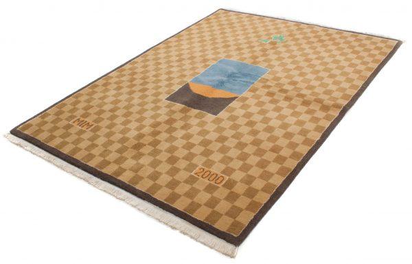 handgeknoopt tapijt Nepal 8569 A354
