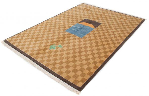 handgeknoopt tapijt Nepal 8569 A355