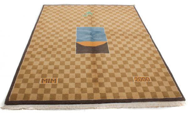 handgeknoopt tapijt Nepal 8569 A356
