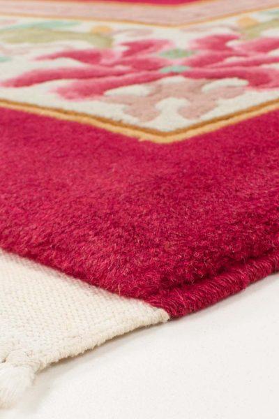 handgeknoopt tapijt china 7621 rooz 13