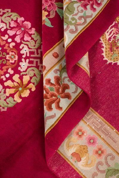 handgeknoopt tapijt china 7621 rooz 16
