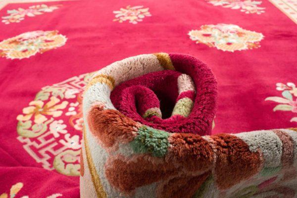 handgeknoopt tapijt china 7621 rooz 17