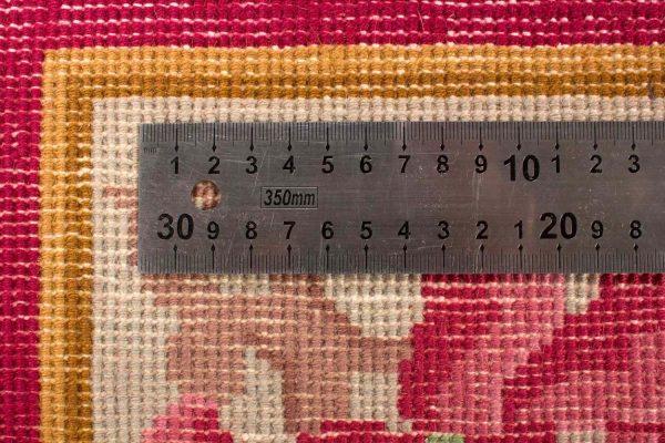 handgeknoopt tapijt china 7621 rooz 18 knoopdichtheid