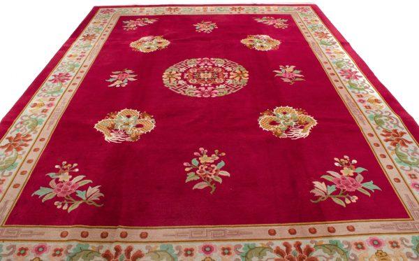 handgeknoopt tapijt china 7621 rooz 3