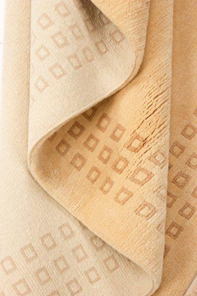 handgeknoopt tapijt nepal 8256 beige wol 10