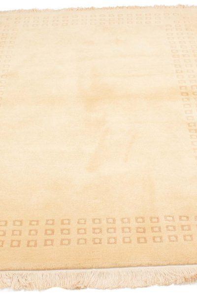 handgeknoopt tapijt nepal 8256 beige wol 13