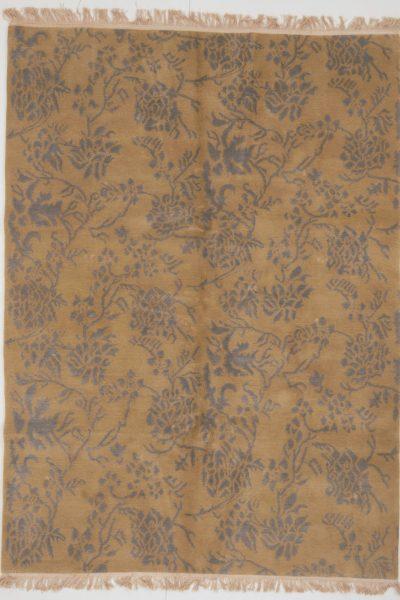 handgeknoopt tapijt nepal 8274 wol