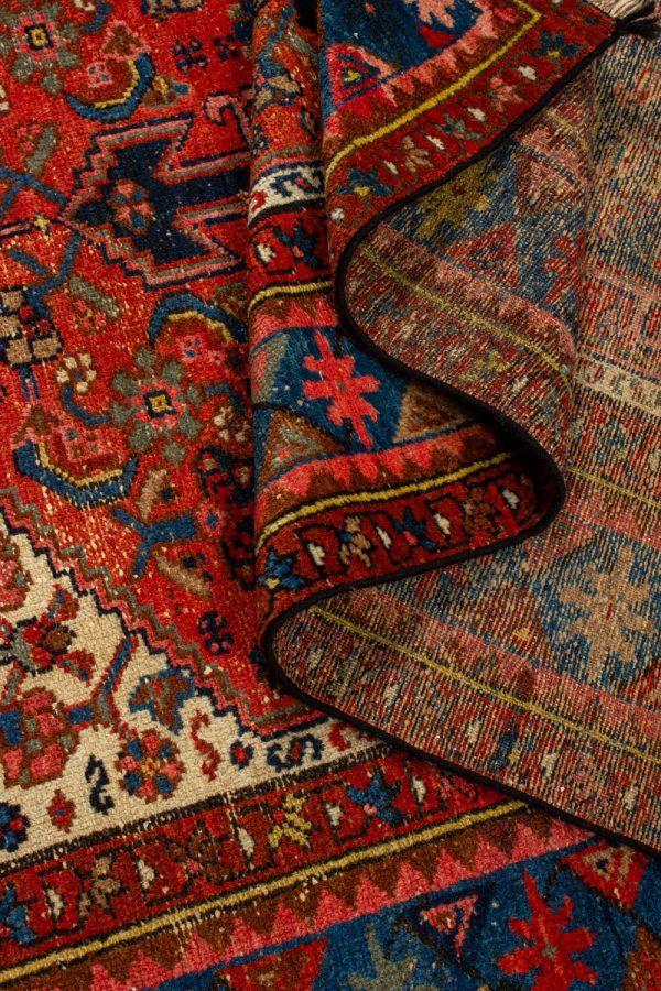 perzisch tapijt 10262 hamadan wol 10