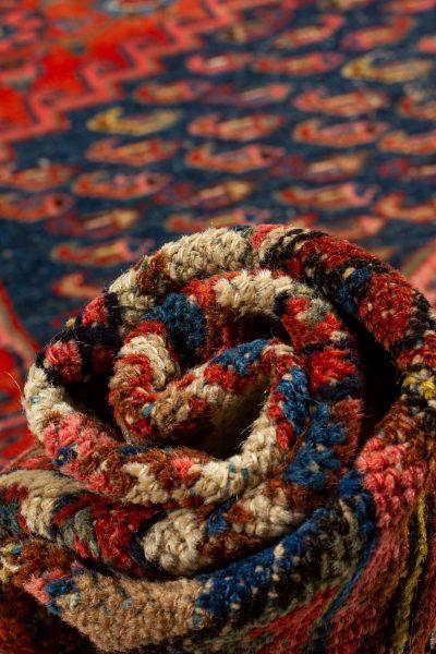 perzisch tapijt 10262 hamadan wol 11