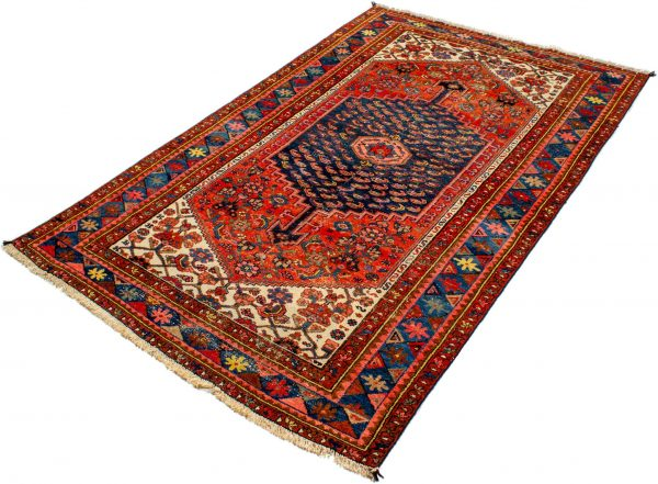 perzisch tapijt 10262 hamadan wol