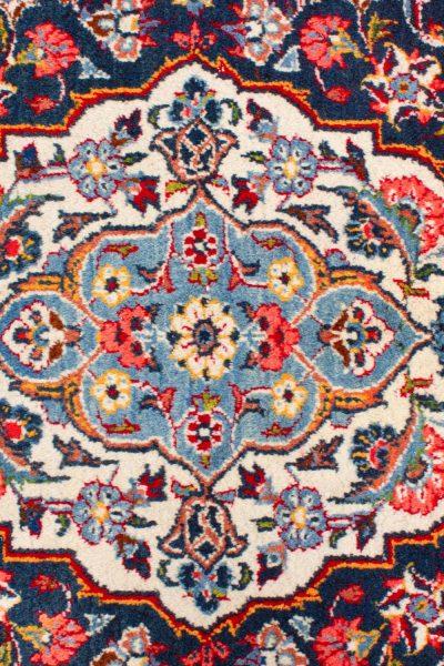 perzisch tapijt keshan 5866 wol rood 6