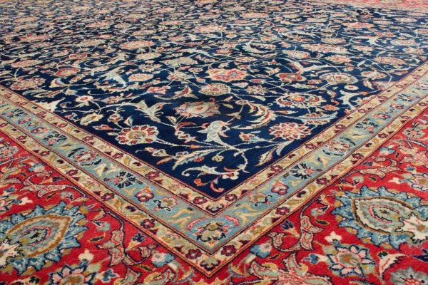 perzisch tapijt keshan 7884 wol 13